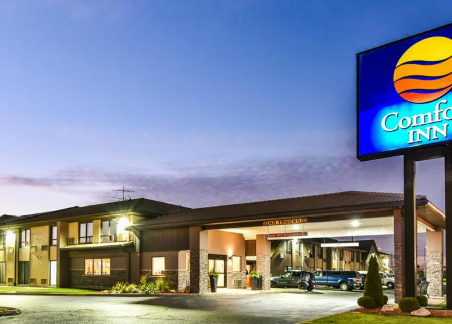 Caesars Windsor Hotel Suites