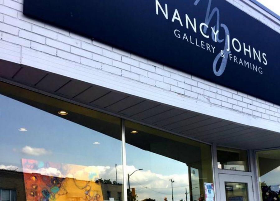 Nancy Johns Gallery and Framing - Tourism Windsor Essex Pelee Island