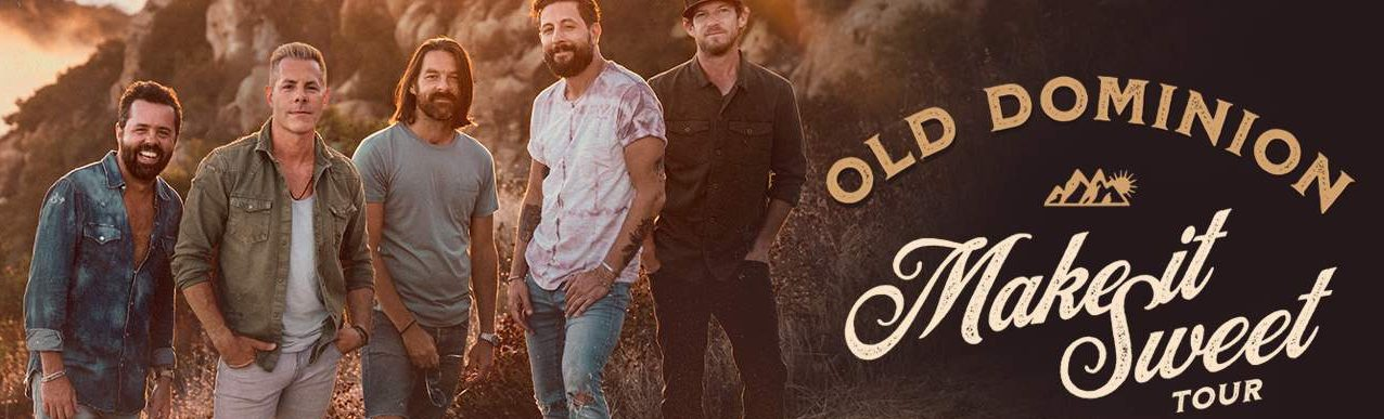 Old Dominion: Make It Sweet Tour - Tourism Windsor Essex Pelee Island
